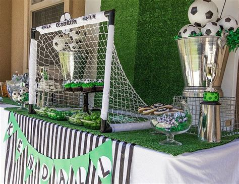 25+ Best Ideas About Soccer Party Themes On Pinterest