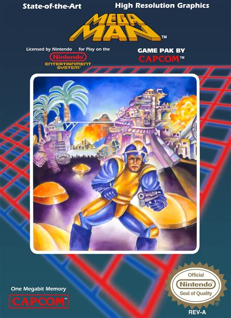 Leave Luck To Heaven Wordly Weekend Mega Man Nes