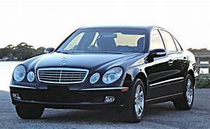 Mercedes Classe A 2003 : 2003 mercedes benz e class pictures cargurus ~ Gottalentnigeria.com Avis de Voitures