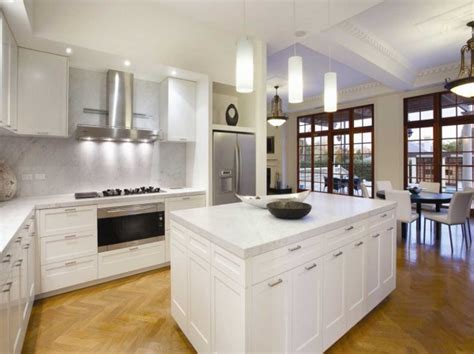 stunning kitchen pendant lights with white kithen theme