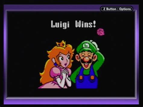 Luigi Wins By Marioluigi25 On Deviantart