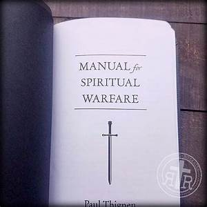 Manual For Spiritual Warfare Rugged Rosaries U00ae