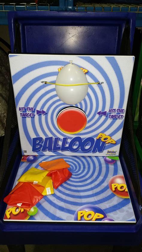 Balloon Pop Carnival Game