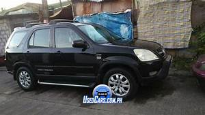 Second Hand Honda Crv 2004 4x4 Manual Transmission