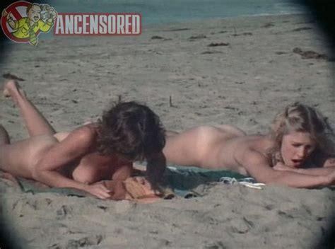 Naked Jeana Keough In The Beach Girls