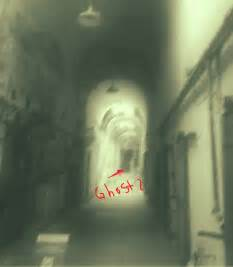 Ghosts at Eastern State Penitentiary