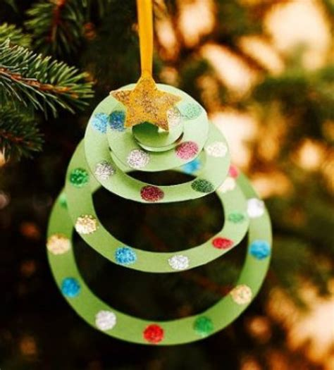 easy ornaments inexpensive diy christmas ornaments to make at home