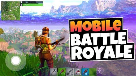 top  insane battle royale games  pubgfortnite