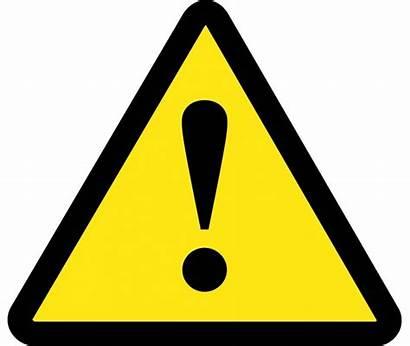 Warning Hazard General Label Iso Graphic Marker