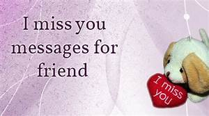 I Miss You Friend Images - impremedia.net