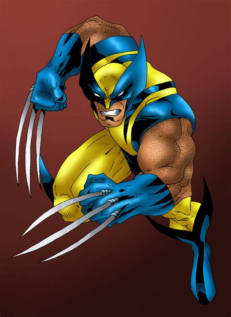 Animated Wolverine Wallpaper - x animated wallpapers tokowallpapers