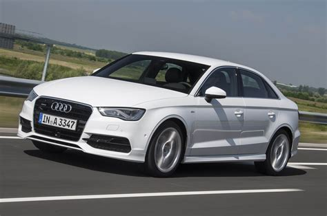 Audi A3 Saloon Review Autocar
