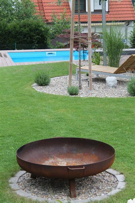 Feuerstellen Im Garten by Die Besten 25 Garten Feuerstelle Ideen Auf