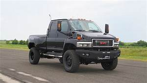 Ironhide Edition Gmc Topkick 6500 Pickup By Monroe Truck