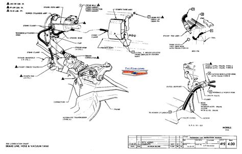 Wiring Diagram For Brake Booster by Wrg 2077 Chevy 235 Engine Diagram