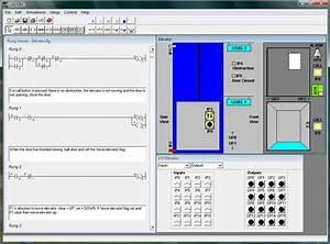 48 Elevator Ladder Logic  Plc Ladder Diagram  Variation Of