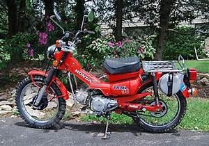 Ct90z Ct90 Honda Motorcycle Ct 90 Trail 90 1979 Usa Honda