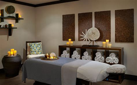 Spa Room : Newport Beachside Hotel & Resort