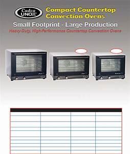 Cadco Convection Oven Ov