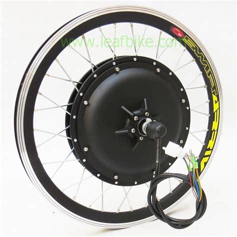 newest 20 inch 36v 750w rear hub motor wheel