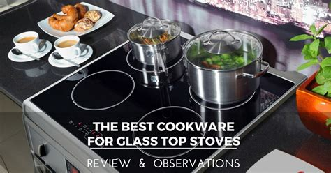 glass cookware stoves stove flat ceramic pans pots cooknovel cooking