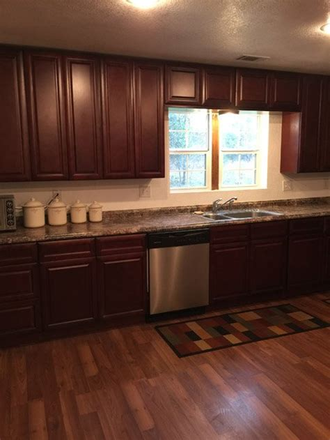 Where To Buy Kitchen Cabinets by Buy Cherry Glaze Rta Ready To Assemble Kitchen Cabinets