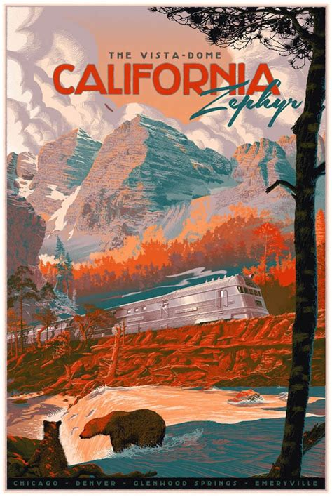 zephyr california print  laurent durieux missed