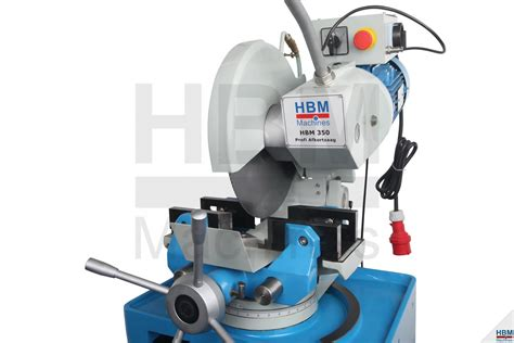 Afkortzaag Metaal Gebruikt by Hbm 350 Profi Metaalafkortzaag Hbm Machines