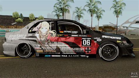 Eugene Mitsubishi by Mitsubishi Lancer Evo Ix Eugen Para Gta San Andreas