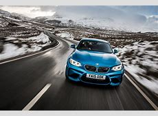 Wallpaper BMW M2, blue, coupe, Cars & Bikes #10335