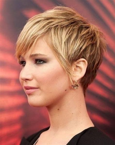 collection  short hairstyles  square faces