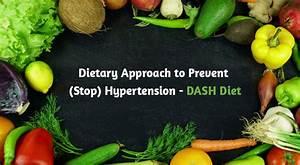dietary approach to prevent stop hypertension dash diet