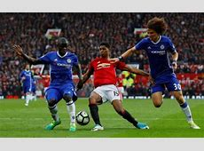 Chelsea vs Manchester United Head To Head Record & Results