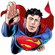 Superman | Sticker for LINE & WhatsApp — Android, iPhone iOS