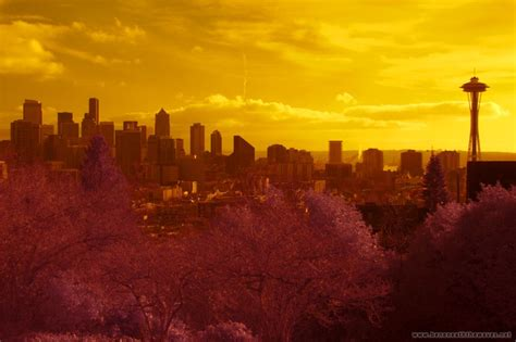 false colour  filters  simulated filters