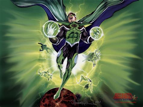 green lantern dc comics wallpaper 3975391 fanpop