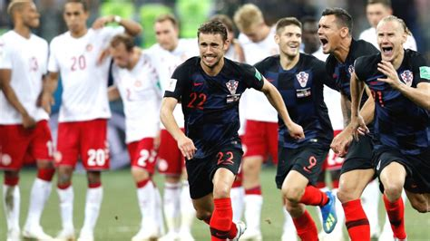 Fifa World Cup Will Croatia Seize The Day