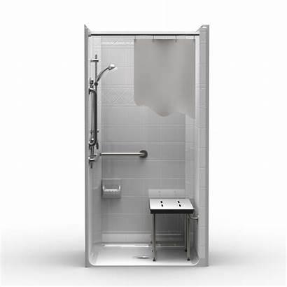 Ada Shower Transfer Showers Code Compliant Tile