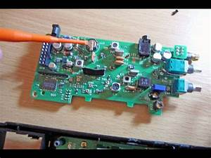 Change Of The Mvt-7100 Capacitor