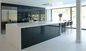 high gloss kitchen cabinets high gloss kitchen cabinets With what kind of paint to use on kitchen cabinets for sets de table papier