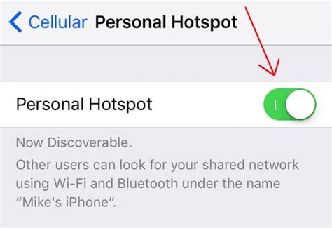 how to use iphone hotspot how to use your iphone s wi fi hotspot feature and connect