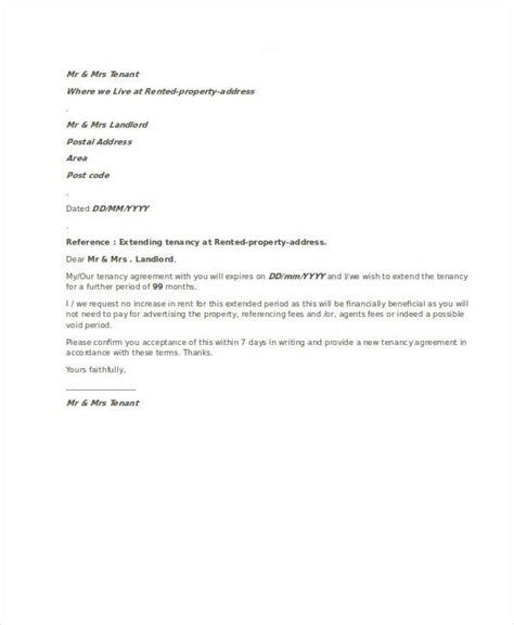 agreement letter template   sample