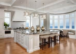 large kitchens design ideas luxury house with inspiring coastal interiors home bunch interior design ideas