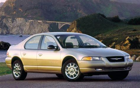 2000 Chrysler Cirrus Mpg by Used 2000 Chrysler Cirrus Sedan Pricing Features Edmunds