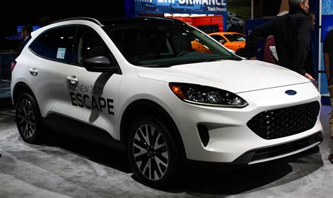 2019 Ford Escape Hybrid by Ficheiro 2020 Ford Escape Hybrid Front Nyias 2019 Jpg