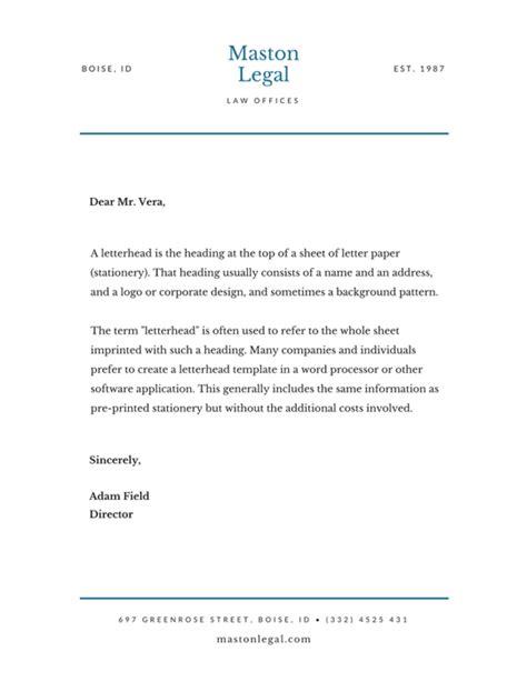 design  print letterheads  canva