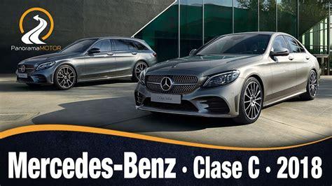 Mercedesbenz Clase C 2018  Panorama Motor