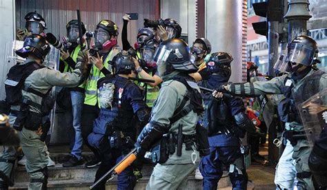 The Battle for Hong Kong