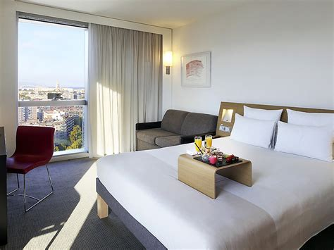 hotel barcelone dans chambre hôtel à barcelone réservez dans cet exceptionnel novotel