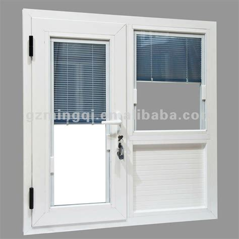 aluminium sliding glass doors with built in blinds buy